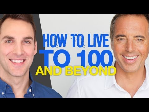 HOW TO LIVE TO 100 AND BEYOND... Dan Buettner, author of The Blue Zones