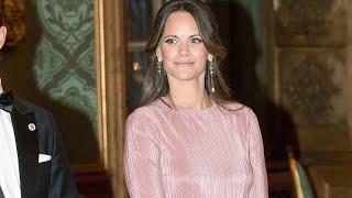 Sofia von Schweden - Vorsicht Stolperfalle! Dieses Kleid ist ganz schön gefährlich