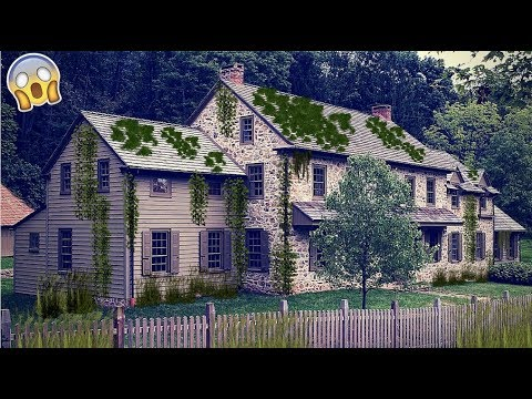 Abandoned Mansion of Daniel Boone! Untouched