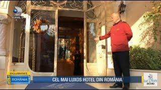 Asta-i Romania (03.11.2019) - O singura noapte in dormitorul imperial, peste 1000 de euro!
