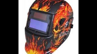 Автоматический фильтр в маску сварщика.Automatic filter in the welder's mask.(Из отдельно купленных маски и фильтра вышла неплохая маска