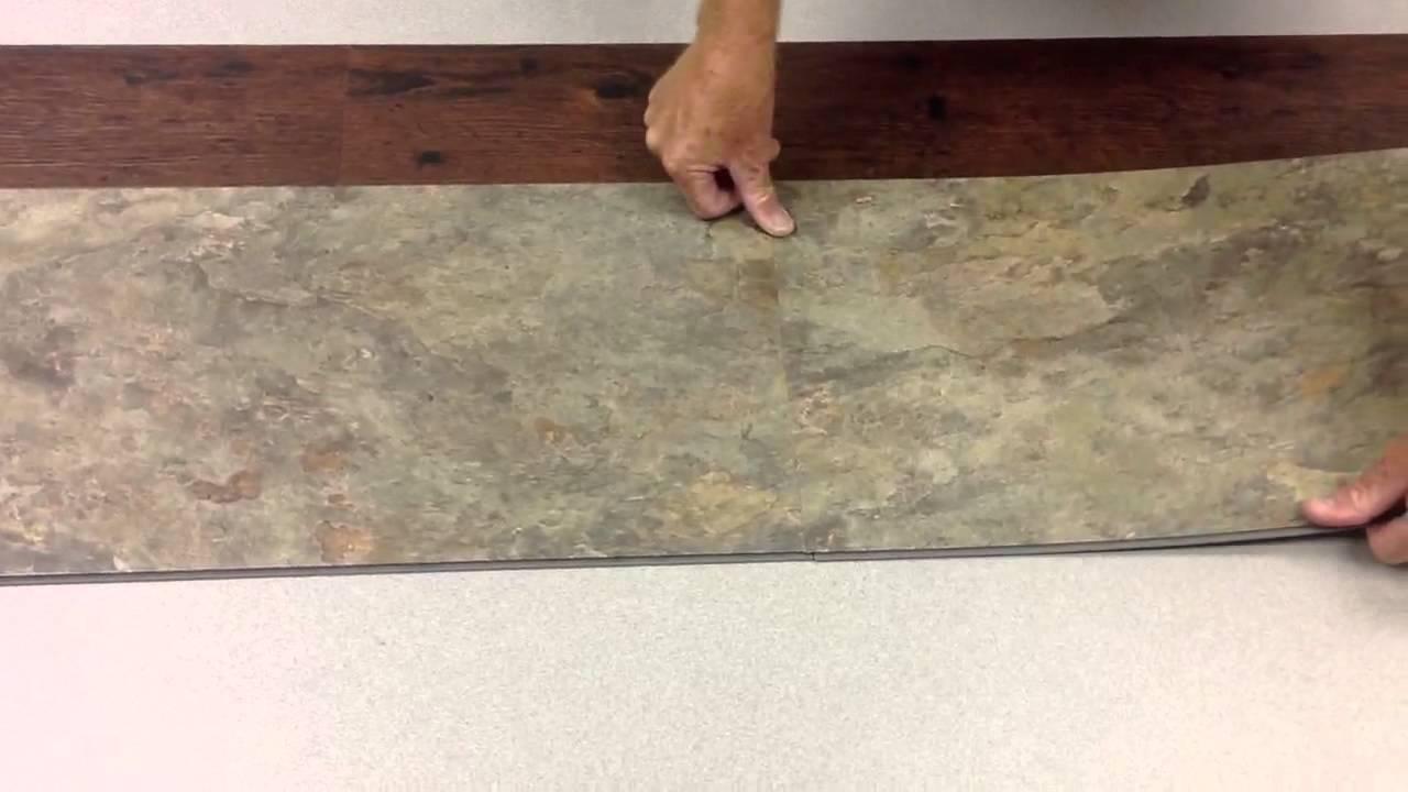 Timeless Designs Lvt Stone Tile Installation Youtube