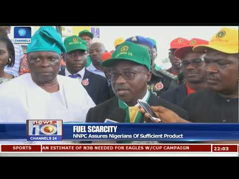 Fuel Scarcity: NNPC Assures Nigerians Of Sufficient Product