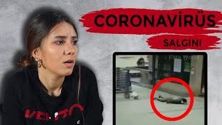 CORONAVİRÜS SALGININA TEPKİ (ÇİN'DE NELER OLUYOR?)