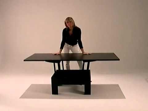 Стол трансформер АКРОБАТ самый универсальный стол. - YouTube