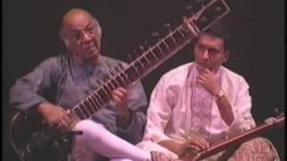 Ustad Vilayat Khan & Ustad  Shujaat Khan-  Bhairavi