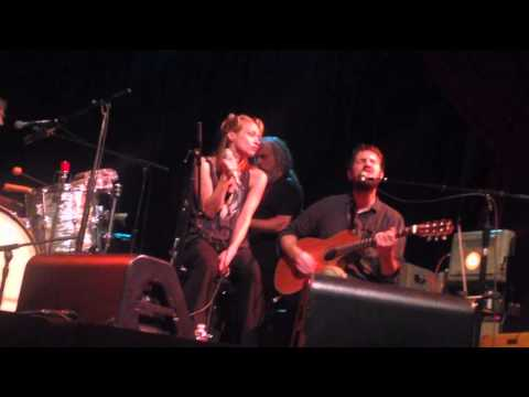 Fiona Apple and Blake Mills 9/23/2014 Seattle, WA