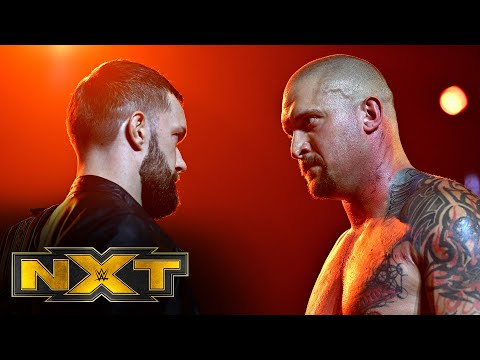 Finn Bálor confronts Karrion Kross: WWE NXT, March 24, 2021