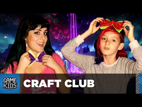 Craft Club - Hair Bows And Bow Ties