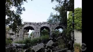 Древний Термесос. Турция(Термесос расположился между двух горных хребтов всего в 30 км от Антальи. Это место находится на высоте 1050..., 2014-08-04T03:17:19.000Z)