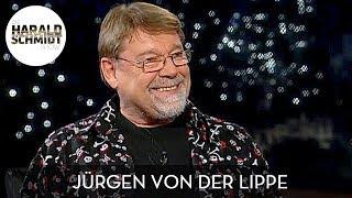 Jürgen von der Lippe zum 18. Geburtstag der Harald Schmidt Show (SKY)