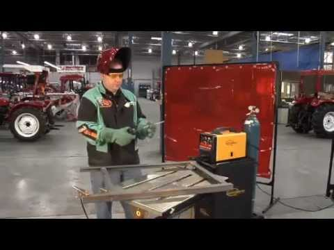 Northern Industrial MIG / Stick 200 Welder From Northern Tool + Equipment
