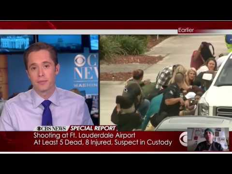 Breaking News! Ft. Lauderdale Airport Shooting. HOAX or REAL?
