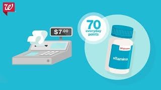 Walgreens | Get Everyday Points with Balance Rewards