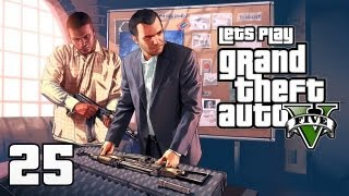 GTA V Lets Play - Part 25 - Lester (Hotel Assassination) (GTA V Walkthrough)