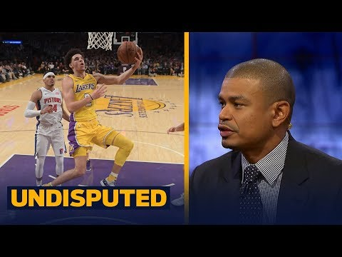 Earl Watson on rookie Lonzo Ball's start with the Los Angeles Lakers   UNDISPUTED