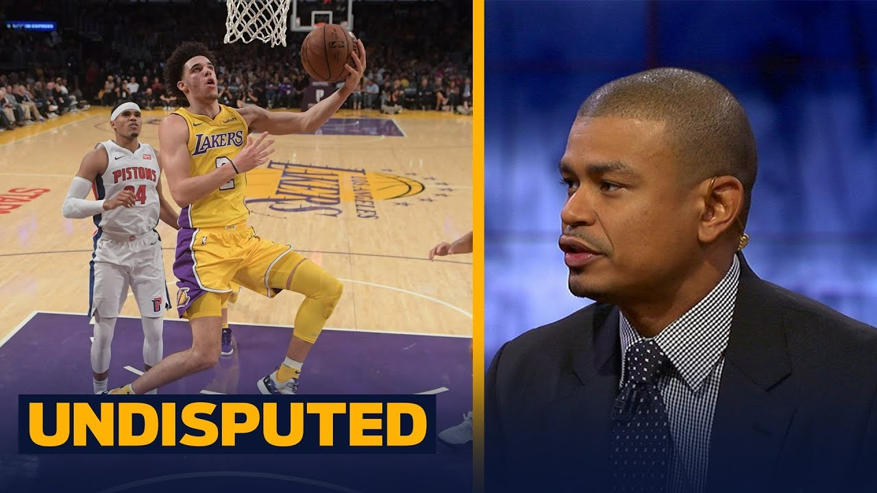 earl-watson-on-rookie-lonzo-ball-s-start-with-the-los-angeles-lakers-undisputed