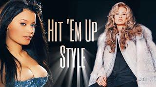 Blu Cantrell - Hit Em Up Style / Iggy Azalea - Started (MASHUP)