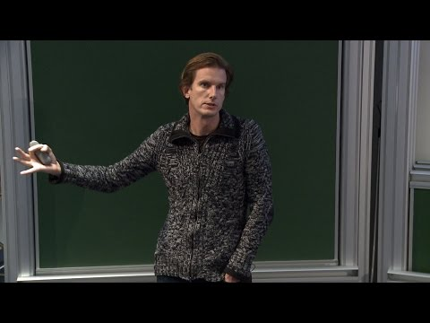 Alexandre d'Aspremont - Renegar's Condition Number and Compressed Sensing Performance