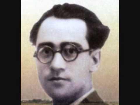 ANTONIO JOSÉ  - SONATA GALLEGA PARA PIANO (1926)  -SEGUNDO MOVIMIENTO