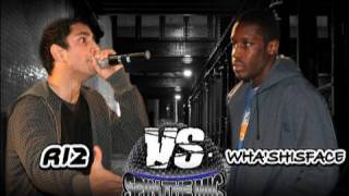 Spin The Mic 2006 | Riz MC vs Whashisface