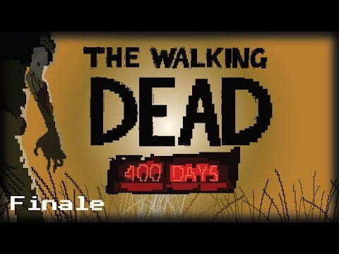 OFF ON THE WRONG FOOT - FINALE | The Walking Dead: 400 Days
