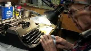 The Typewriter- Documentry