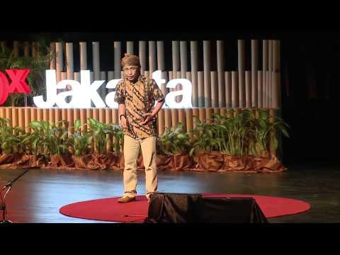 TEDxJakarta - Zaini Alif - The Secret Meaning of \