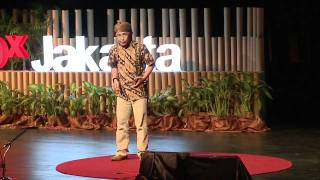 "TEDxJakarta - Zaini Alif - The Secret Meaning of ""Hom Pim Pa"""