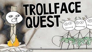 Trollface Quest - УГАРНЫЕ ТРОЛОЛО КВЕСТЫ