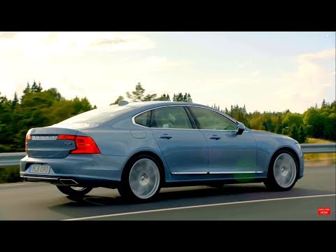 2020 New Volvo S90 Review