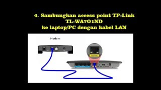 Membuat Repeater Wifi atau Penguat Sinyal Wifi