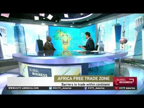 Nii Akuetteh on Africa's Free Trade Zone