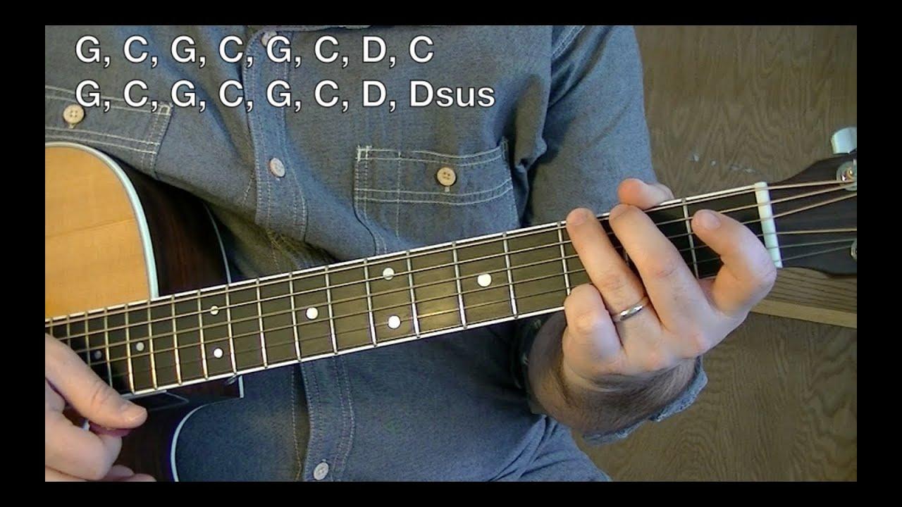 Steve Miller Band Inspired Guitar Lesson The Joker Youtube