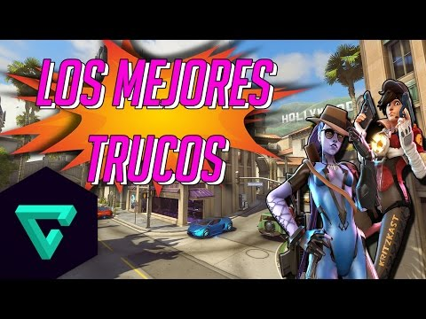 TRUCOS OVERWATCH | LOS MEJORES TRUCOS , BUGS Y GLITCH  | PC , PS4 , XBOX ONE.