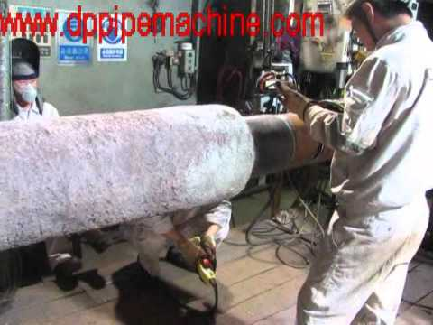 6in internal pneumatic line up clamp on pipe laying barge