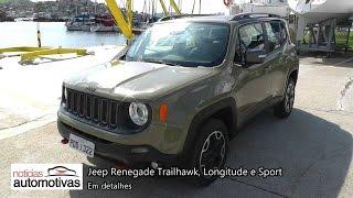 Jeep Renegade - Detalhes - NoticiasAutomotivas.com.br
