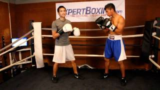 How to Fight a Southpaw 3 of 3 - Attack and Defend