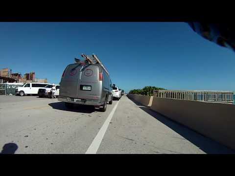 Test Ride through Lake Worth Florida