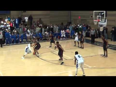 Michael Bibby Jr scores 29 points vs Findlay Prep-