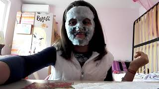 Пробвам маска за лице!края на клипа е FAIL😅