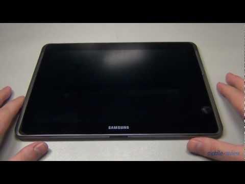 Обзор Samsung Galaxy Tab 2 10.1 (3G)