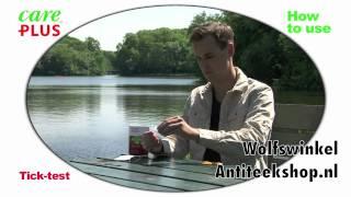 Care Plus Tekentest, test uw teek op de borrelia bacterie - Wolfswinkel Groentechniek Hoenderloo