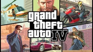 GRAND THEFT AUTO 4 Full Game Walkthrough - No Commentary (GTA4 Full Game) - ALL DLC
