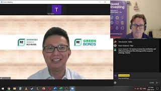 Interview with RE Royalties CEO Bernard Tan
