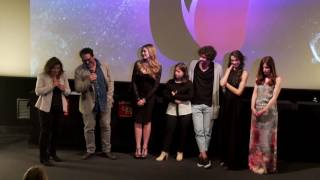 Festival internazionale del film corto Tulipani di seta nera 2016 Come saltano i pesci Delli Colli