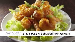 Harbor Banks® Spicy Toss N' Serve Shrimp