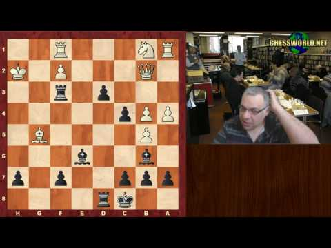 Mega-exciting and intensely complex double edged game: Mikhail Tal vs Dieter Keller : Zurich (1959) from YouTube · Duration:  30 minutes 39 seconds