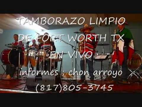 TAMBORAZO LIMPIO DE FORT WORTH TX En Vivo Los Guaraches