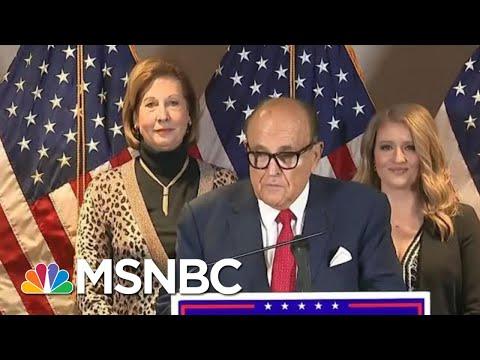 Trump Administration Officially Authorizes Biden Transition | Morning Joe | MSNBC